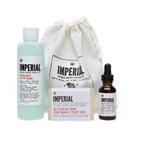 Imperial Barber Products Imperial Shave Bundle 8Oz.