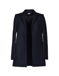 Manoush Coats Dark Blue