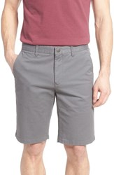 Bonobos Men's Washed Stretch Chino Shorts Graphite