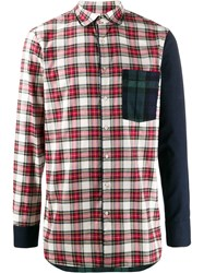Gabriele Pasini Plaid Button Shirt 60