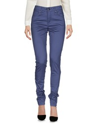 Selected Femme Casual Pants Blue