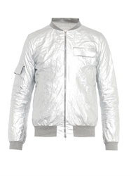 Richard Nicoll Metallic Lightweight Jacket