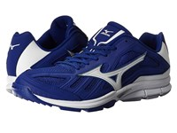 Mizuno Players Trainer Royal White Men's Shoes Blue