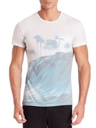 Sol Angeles Swell Welt Short Sleeve Tee