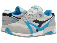 Diadora N9000 Nyl Blue Angel Falls Dresden Blue Athletic Shoes Gray
