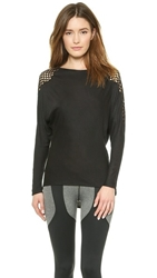 Michi Lure Top Black