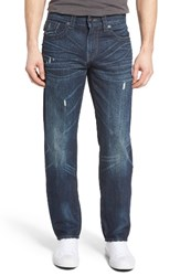 True Religion Men's Big And Tall Brand Jeans Geno Straight Leg Jeans