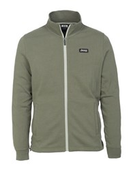 Jeep Lightweight Zip Up Green