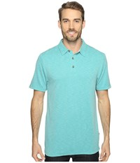 Royal Robbins Great Basin Polo Bowden Men's T Shirt Green