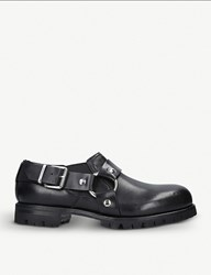 Alyx Chef Daddy Leather Shoes Black