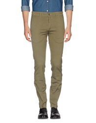 Heaven Two Casual Pants Military Green