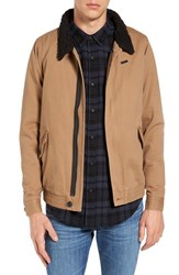 Ezekiel Men's Aviator Twill Jacket