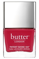 Butter London 'Patent Shine 10X' Nail Lacquer Broody