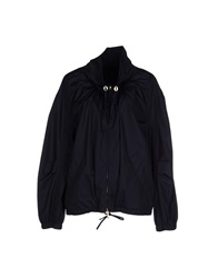 Rena Lange Jackets Dark Blue