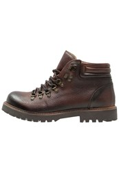 Shoe The Bear Russ Laceup Boots Brown