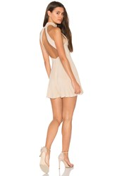 Clayton Aliza Dress Tan