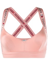 Tommy Hilfiger Embroidered Logo Bra 60