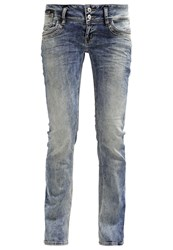 Ltb Jonquil Straight Leg Jeans Damaged Wash Moon Washed