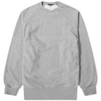 Engineered Garments Raglan Crew Sweat Grey