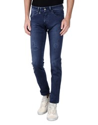 Cycle Denim Denim Trousers Men Blue