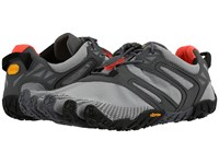 Vibram Fivefingers V Trail Grey Black Orange Women's Shoes Multi