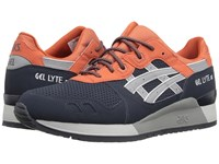 Onitsuka Tiger By Asics Gel Lyte Iii Indian Ink Mid Grey Classic Shoes Navy