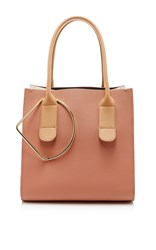 Roksanda Ilincic Mini Weekend Bag Neutral