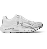 Under Armour Hovr Infinite Mesh And Rubber Running Sneakers White