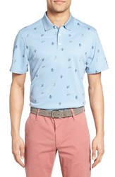 Ag Jeans Men's The Birds Of Paradise Pique Polo