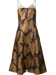 Creatures Of The Wind 'Dante' Dress Brown