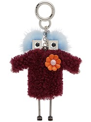 Fendi Witches Charm Red