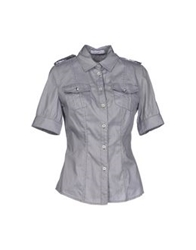 7 For All Mankind Seven7 Shirts Grey