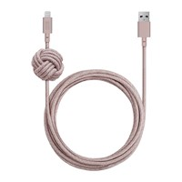 Native Union Lightning Night Cable Rose