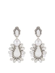 Erickson Beamon I Do Embellished Earrings