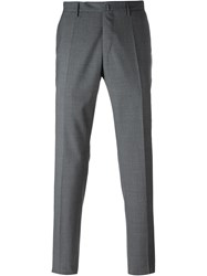 Incotex Tailored Trousers Grey