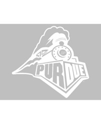 Wincraft Purdue Boilermakers Die Cut 8' X 8' Decal White