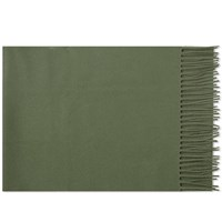A.P.C. Remy Wool Scarf Green