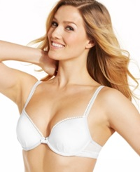Lily Of France French Charm Push Up Bra 2175210 White