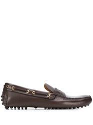 Car Shoe Driving Shoes Brown