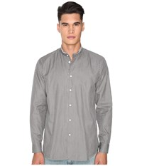 Marc Jacobs Regular Fit Micro Stripe Button Up Night Combo