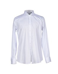 Massimo Rebecchi Shirts Shirts Men White