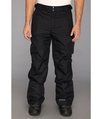 Columbia Bugaboo Ii Pant Tall Black 2 Men's Outerwear