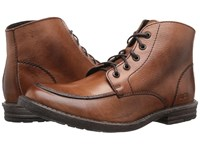 Bed Stu Curtis Tan Glove Leather Men's Lace Up Boots Brown
