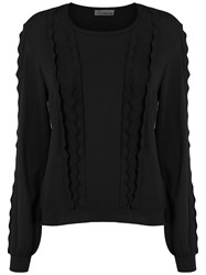 Spacenk Nk Knitted Top Black