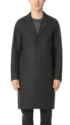 Stutterheim Kivik Raincoat Black