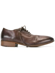 Marsell Lace Up Shoes Brown
