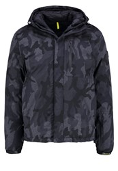 Replay Winter Jacket Black