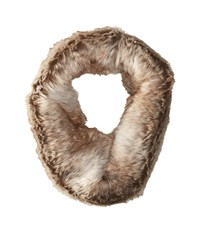 Michael Stars Faux Fur Cowl Chantilly Scarves Multi