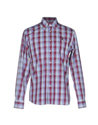 Beverly Hills Polo Club Shirts Shirts Maroon