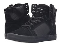 Supra Skytop Black Black Black Women's Skate Shoes